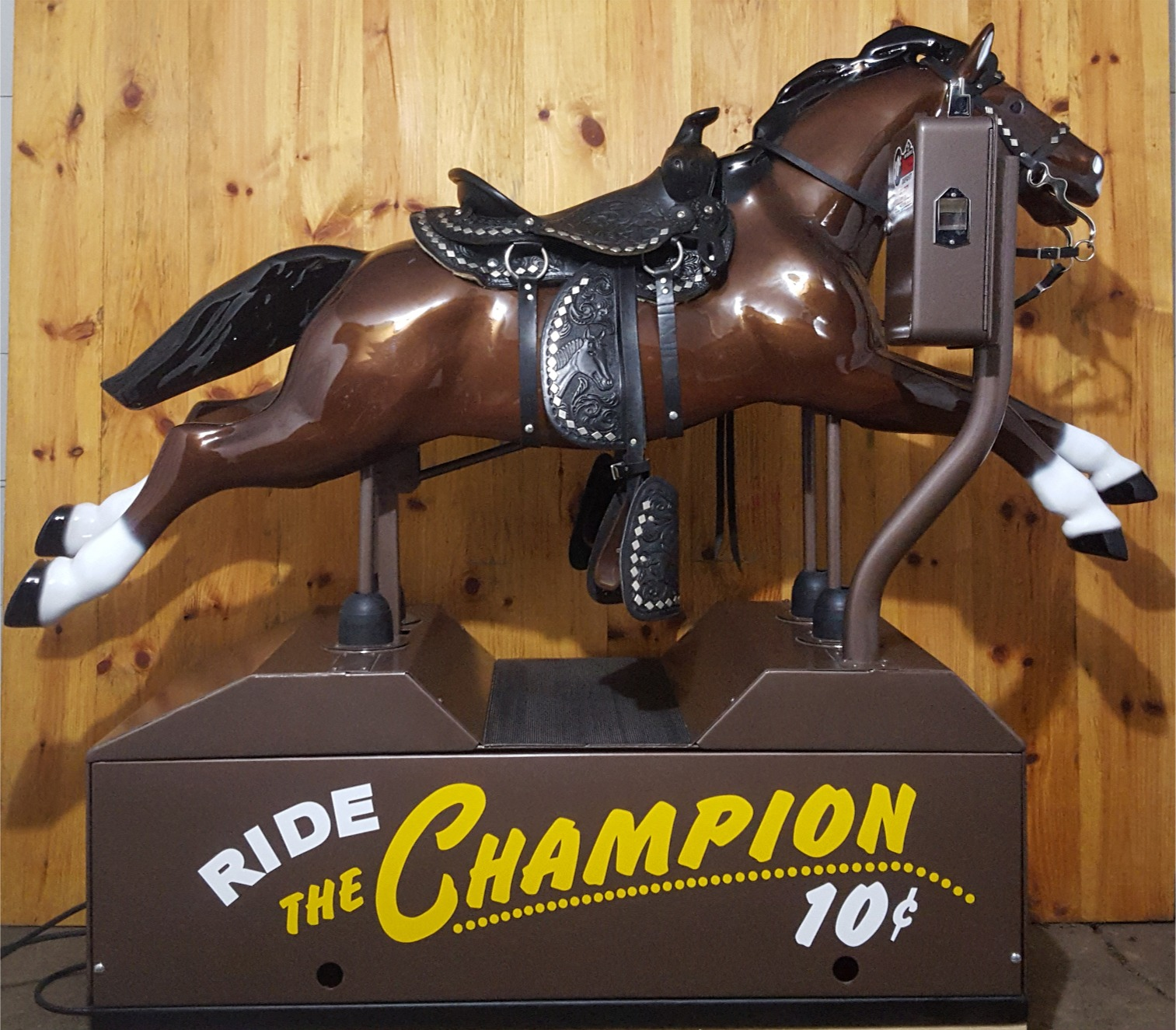 Champion Horse Mechanical Ride